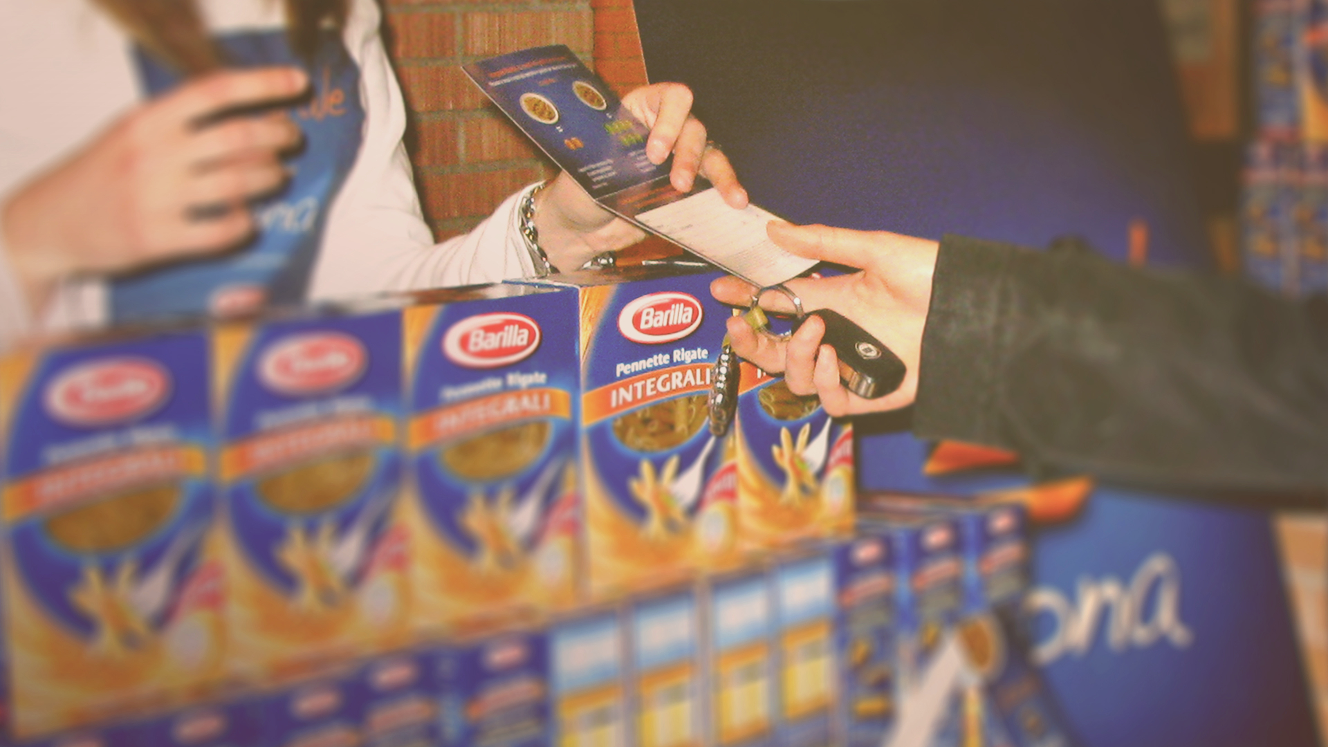Customer engagement per Barilla