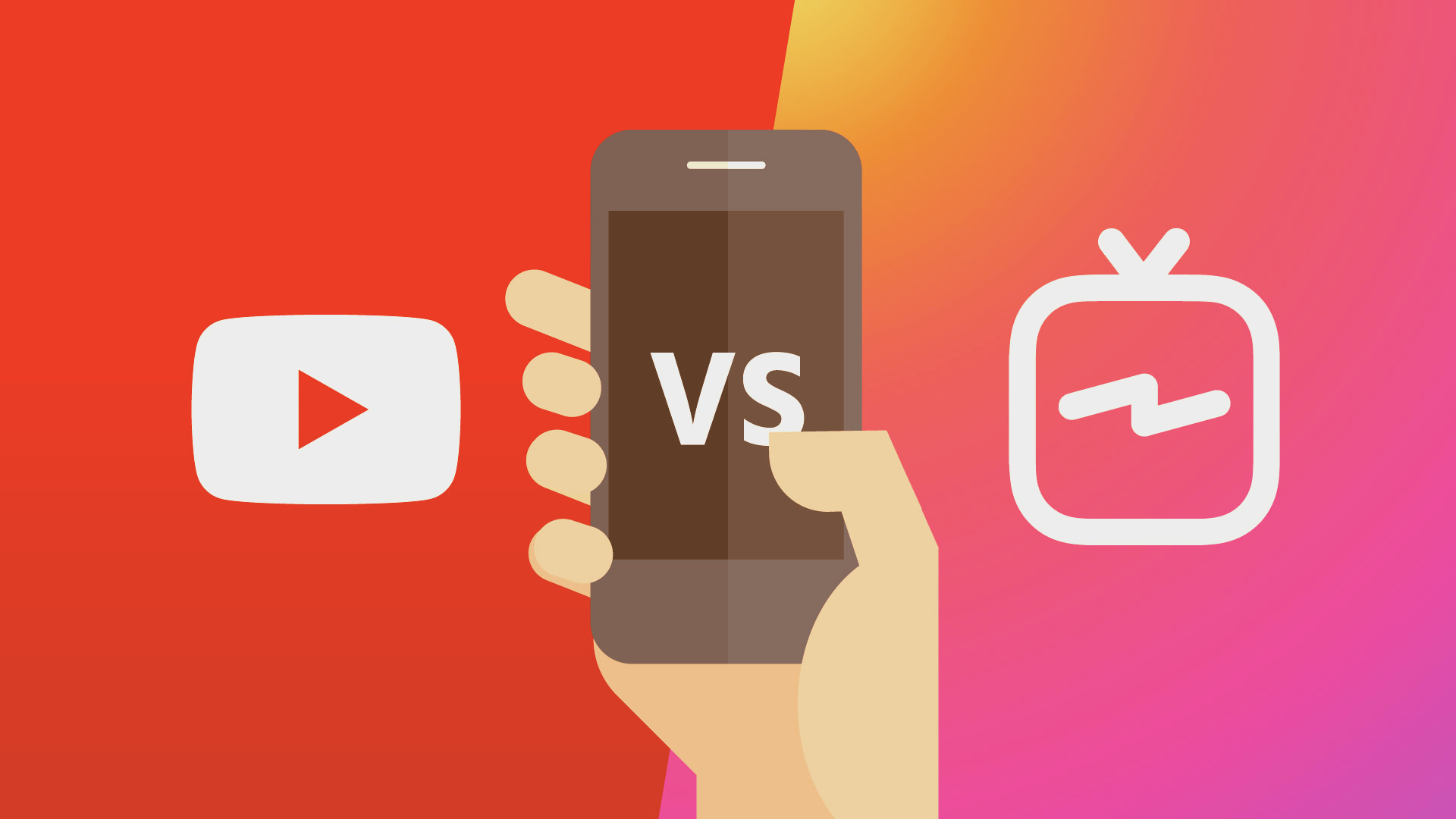 Instagram marketing: nasce IGTV e si apre la sfida a YouTube