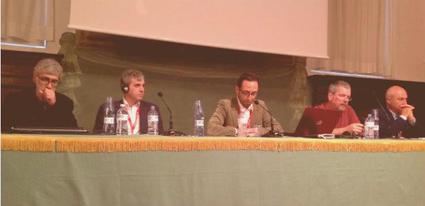 Festival Internazionale del Giornalismo, il primo giorno.