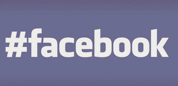 Aggiungi un hashtag a Facebook, avrai opportunità in più