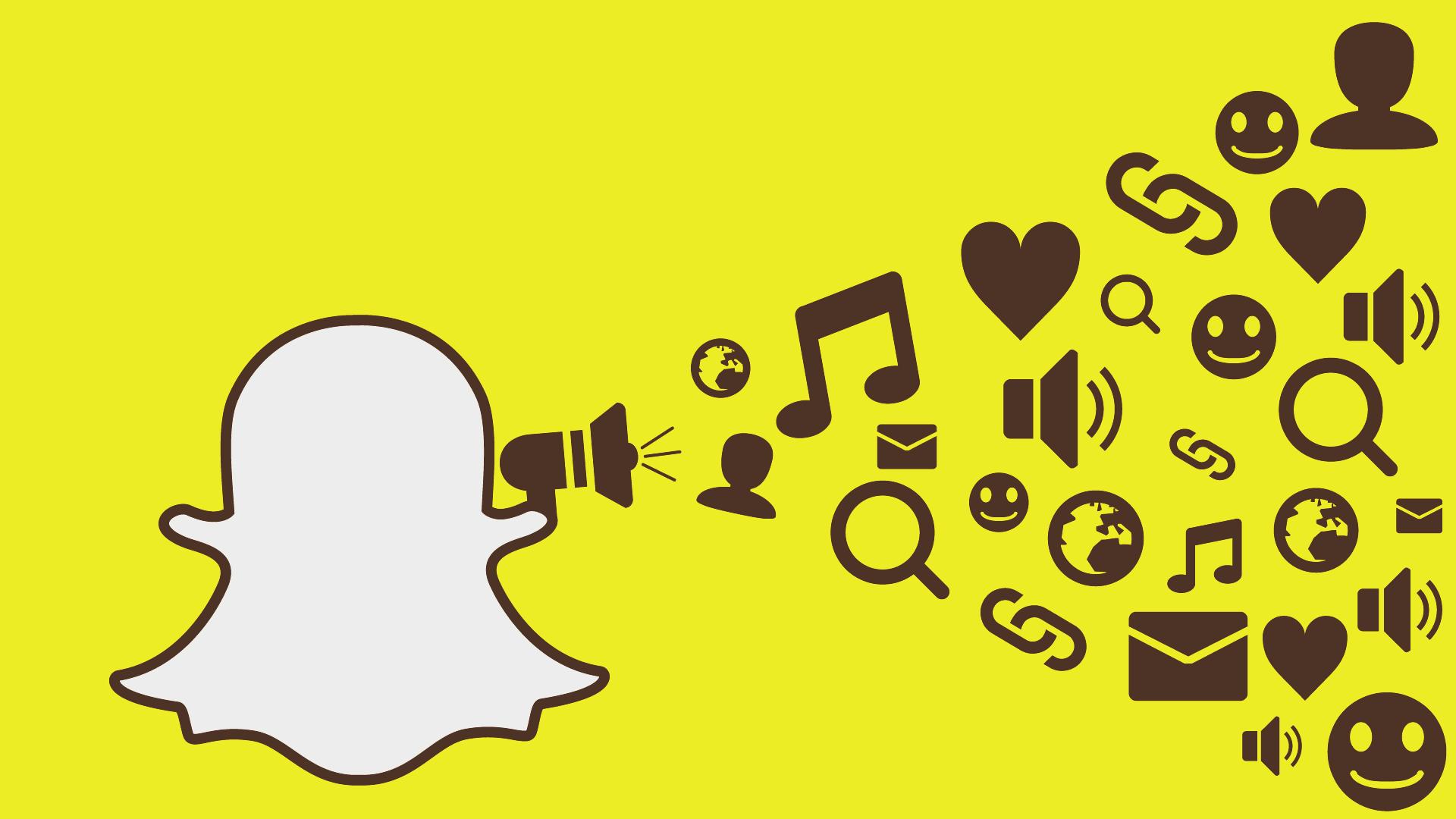 Snapchat, il fantasmino continua a farsi vedere (e sentire)