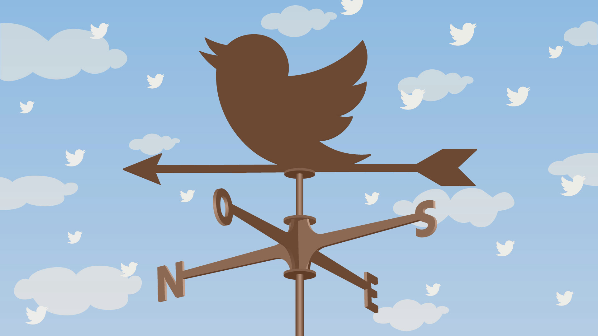 Good times for a change. Novità per Twitter, ma la crescita è ancora ferma