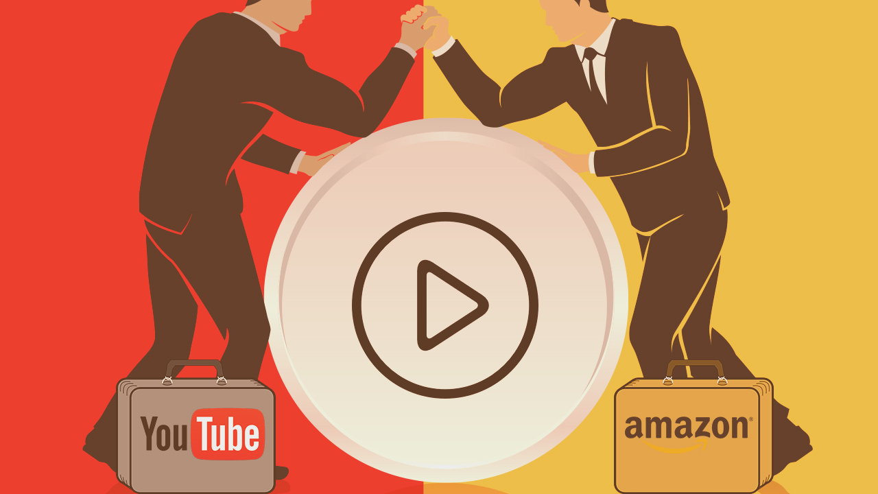Amazon sfida Google. Ma è già in cantiere YouTube Unplugged