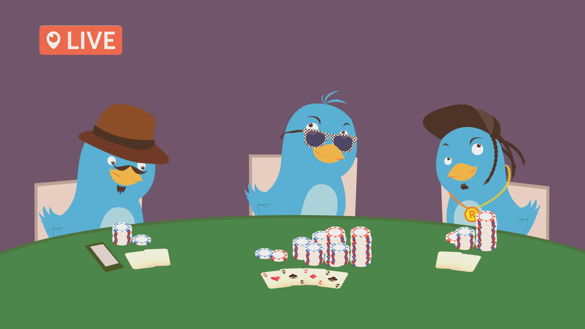 All-in di Twitter sul live streaming