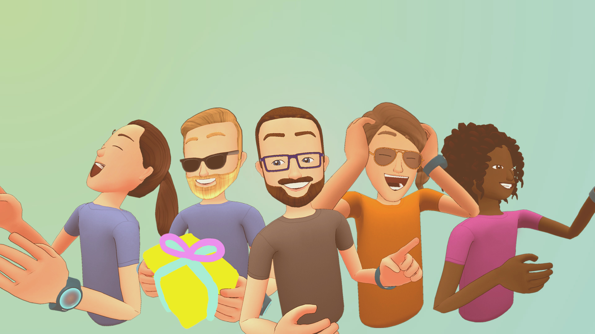 Facebook Spaces: la seconda vita di Second Life?