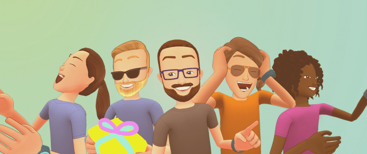 Facebook Spaces: la seconda vita di Second Life?