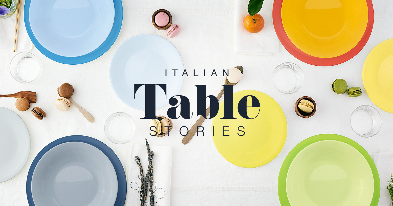 Italian Table Stories