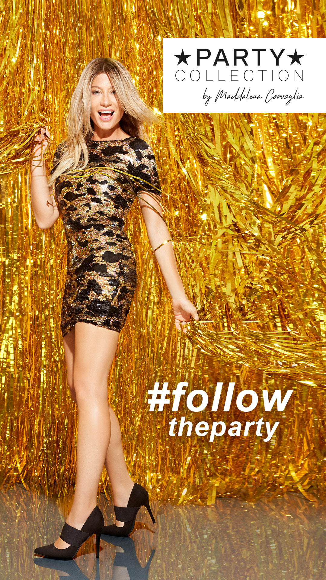 CAMPAGNA_ADV_DEICHMANN_PARTY_COLLECTION_GOLD